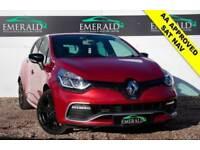 2014 14 RENAULT CLIO 1.6 RENAULTSPORT LUX 5D AUTO 200 BHP