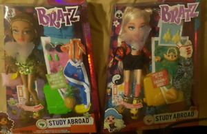 brats, monster high and barbie toy sale