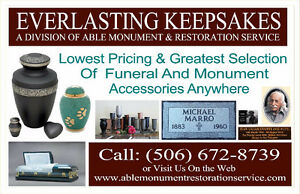 LARGEST CANADIAN SUPPLER OF CREMATION URNS & FUNERAL SUPPLIES Yellowknife Northwest Territories image 10