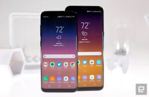 SAMSUNG GALAXY S8, S8+, S9, S9+ & NOTE8 BLOWOUT SALE