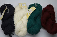 100% Superwash Merino Wool Yarn Worsted FREE SHIPPING!!!