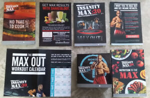 INSANITY MAX 30 - Shaun T - Total Home Body Conditioning!