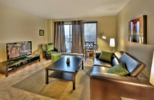 Furnished rentals located in Kirkland, DDO and Ile Perrot.