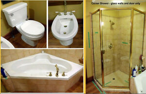 HIGH QUALITY BATHROOM FIXTURES FOR SALE