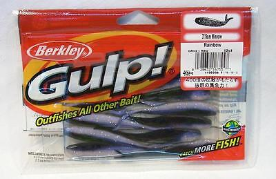 Soft Plastics - Berkley Gulp - 5
