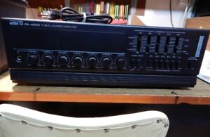InterM PA AMPLIFIER -REDUCED PRICE!!