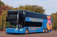 Megabus Tickets for SUNDAY MARCH 6 2016