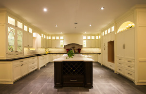 Showroom Upgrade-BEST Value for your Kitchen Cabinets & Countert