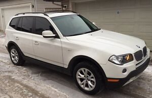 2010 BMW X3 - LOW KMS- Excellent Condition