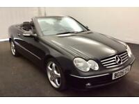 MERCEDES CLK320 CONVERTIBLE AVANTGARDE AUTO [XMAS SALE PRICE] LONG MOT