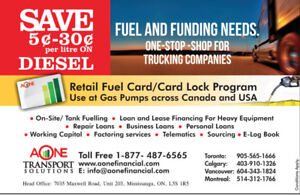 Electronic Logging Services and Fuel Card