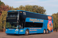 $198.30 MegaBus Credit for $150 Only