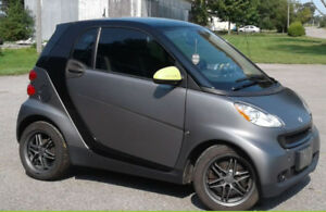 Smart Fortwo 2010 Greystyle Édition