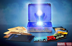 Marvel Cinematic Universe Phase One Blu-Ray
