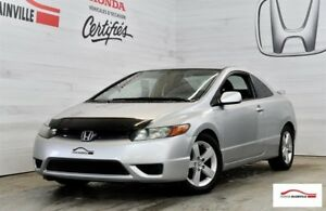 2007 Honda Civic 2-dr LX