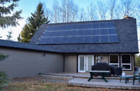 Improve Your Community's Self-Reliance, Go Solar Today!