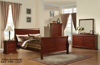 NOT TAX 8pcs Bedroom Set Lowest Price Guaranteed $799.00