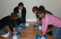 Emergency First Aid & Workplace Standard First Aid
