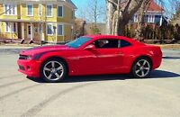 2010 CAMARO SS MINT 6 SPEED TRADE FOR CORVETTE +/-