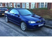 Vauxhall Astra soft top (low mileage)