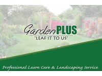GardenPLUS - Gardening & Landscaping Service - Free Estimate