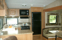 Immaculate & Maintained  30' 5th wheel   Keystone Springdale