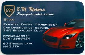 S.M. Motors Garage Limited