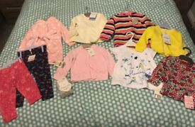 6-9 Months brand new clothes various makes