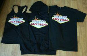Sack Vegas Sackville T-shirt, tank, hoodie NEW