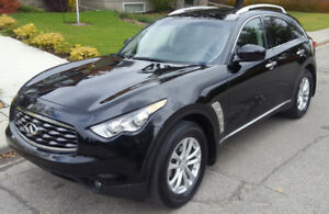 2010 Infiniti FX35 AWD - Low Kms, Excellent Condition