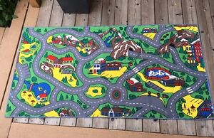 ROAD MAP RUG Cambridge Kitchener Area image 2