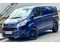 2016 Ford Transit Custom EDITION-VC L1 270 SWB 2.0 130 BHP PANEL VAN Diesel Manu