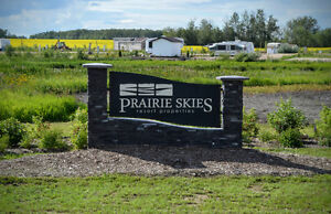 Serviced, Acreage Sized Lots at Lucien Lake - Give us a call!