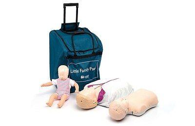 New Cpraed Laerdal Little Manikins Family Pack- Light Skin 020080