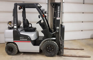Nissan 50 Fork Lift, Super Clean And Well Maintained