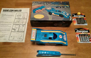 1970s Porsche remote control with batteries