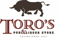 Toro's Liquor Store Night Supervisor Wanted