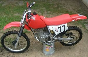 WANTED: LOOKING for Honda XR200R Parts 1986-2002