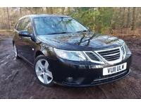 2011 11 Saab 9-3 1.9TiD SportWagon Turbo Edition