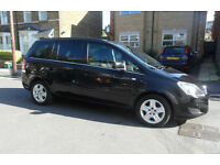2011 Vauxhall/Opel Zafira 1.7CDTi 16v ecoFLEX Exclusiv, Full Service History