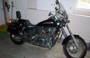 Honda Shadow 750 (2001)