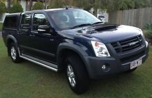 2011 Isuzu D-Max Ute Helensvale Gold Coast North Preview