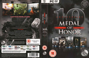 Medal of Honor 10th Anniversary 5 game Bundle for PC