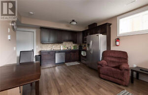 2 bedroom 2 bathroom legal suite in Parson Creek available now