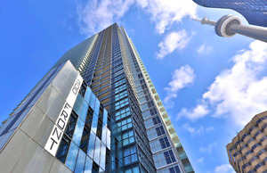 Tridel 300 Front Steet Condo Gorgeous 1+DEN With Parking!