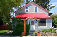 Newly Renovated/Landscaped 4 bed, 1.5 bath. In Grayson SK