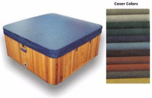 Custom Hot Tub Covers $385.00+Tax, Complete with Free Shipping
