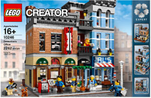 Lego Creator - Detective's Office set # 10246