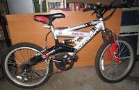 """SCHWINN 2.0 DS 6 speed 20"""" Kid's Mountain Bike - good condition"""