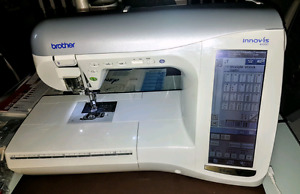 Brother Innovis 4000D sewing / embroidery machine excellent cond